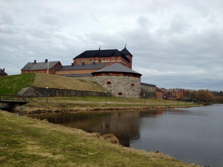 Hämeen linna paikassa Hämeenlinna, Etelä-Suomen Lääni
