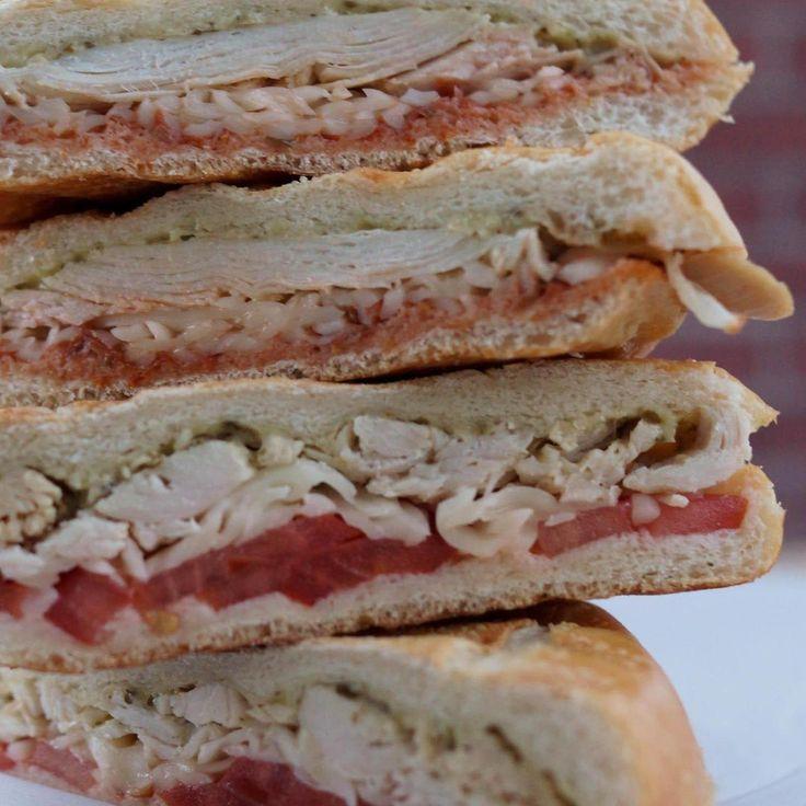 Turkey Pesto Panini Recipe | Just A Pinch Recipes