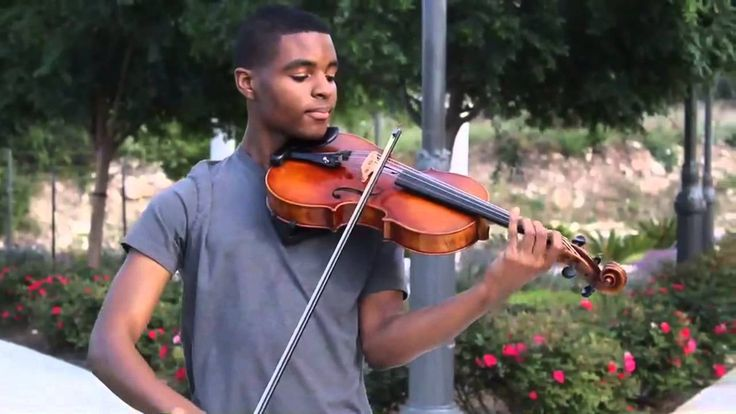 If this don't give you chills, get your blood pressure checked! #Pharrell Williams - Happy - Jeremy Green - #Viola Cover