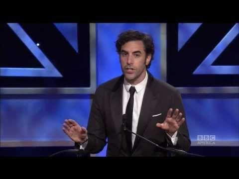 Sasha Baron Cohen - Premios Britannia - Subtitulado en español - YouTube