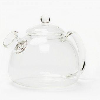 P & T Sumo Pot - Teekanne aus Glas