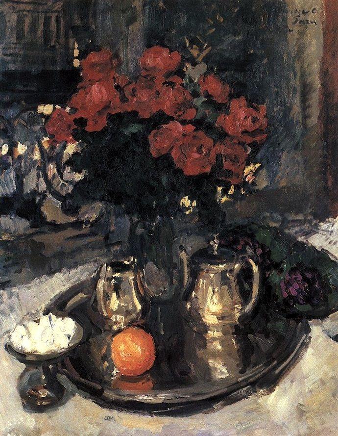 Константин Коровин в Третьяковской галерее (фото 1)