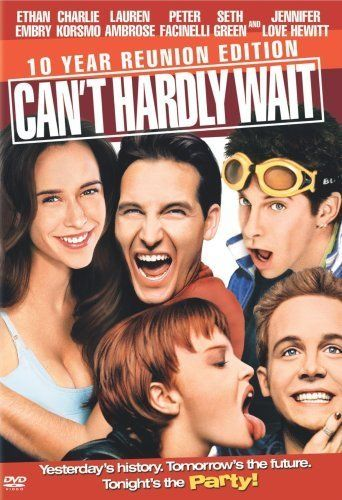 can't hardly wait / reality and retrospect