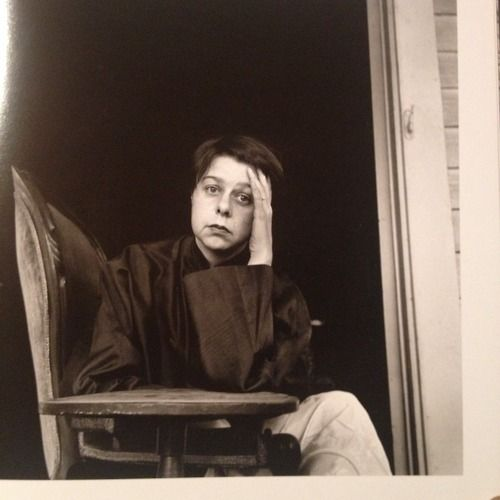 Carson McCullers. Photo: Karl Bissinger