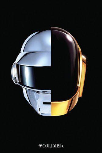 Daft Punk (Helmet) - Maxi Poster - 61cm x 91.5cm: Amazon.de: Poster Revolution DE