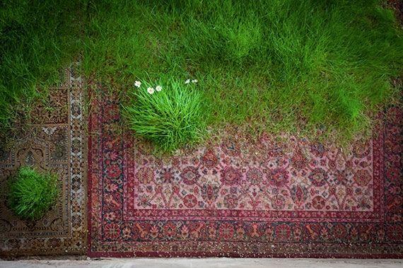"Installation view ofMartin Roth's""untitled (persian rugs)"" (2012) atReinisch Contemporaryin Kalsdorf Castlein Graz, Austria[content:shareblock]Courtesy the Artist[content:advertisement-center]"