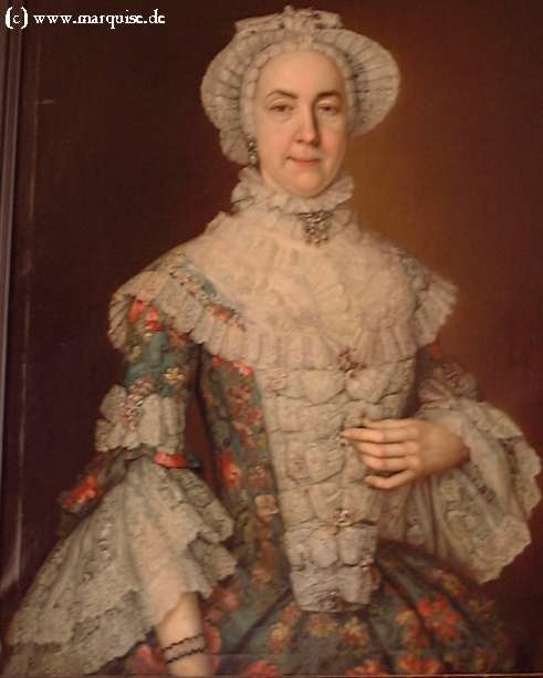best th century art women images art  unknown german lady mid 18th c museum fur kunst und gewerbe hamburg