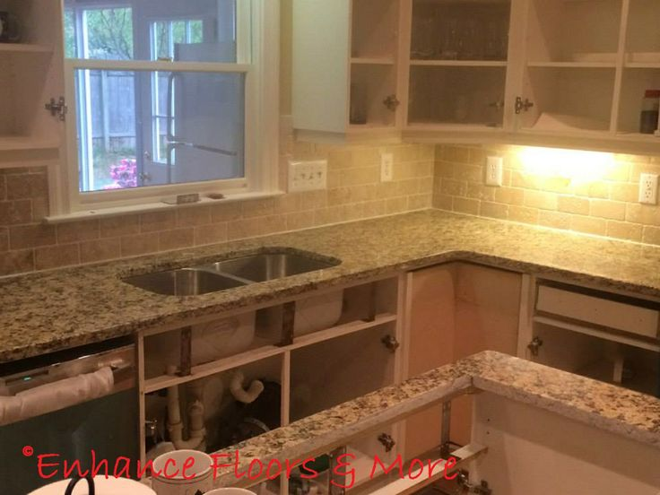 Amarillo Ornamental Granite Simple Best Kitchens By Accent - Amarillo bathroom remodeling