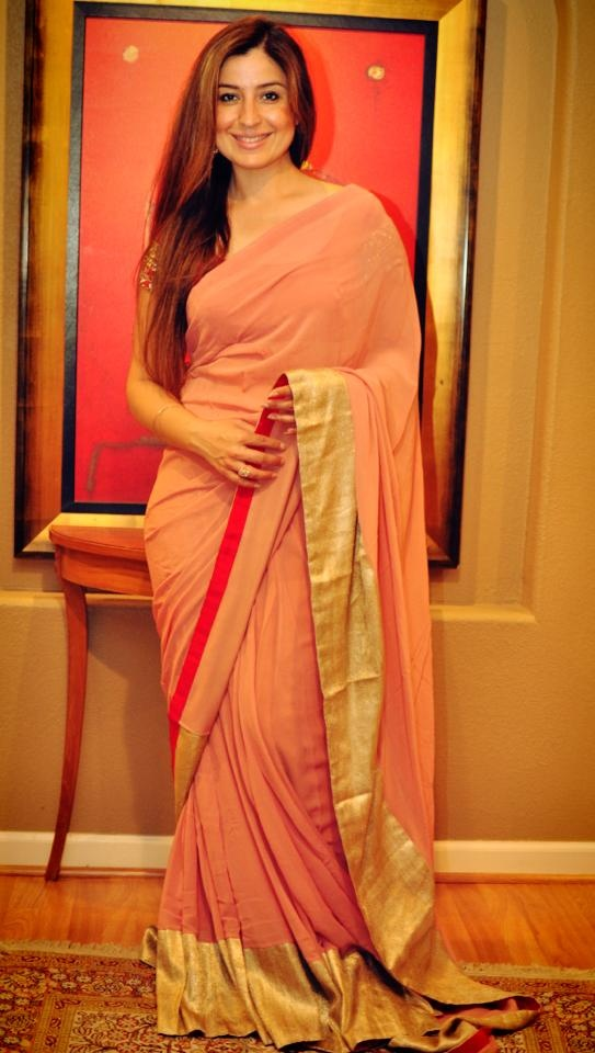 Saree elegance :)