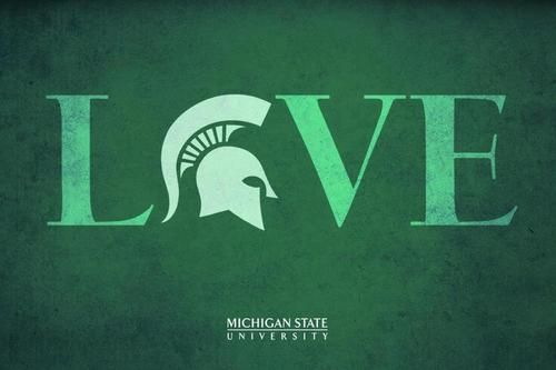 michigan state | TumblrMsu Spartan, Colleges Life, Michigan States Univers, Favorite Things, Quotes, Mittens States, Spartan Pride, Bleeding Green, States Universe