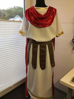Julius Caesar, Römer, Kostüm, Karneval, Fasching