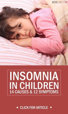 Is your kid not able to sleep through the night or has problems falling asleep? Maybe it's time for you to understand in detail about insomnia in children..