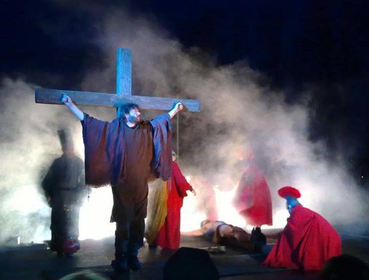 Via Crucis in Porvoo 2012