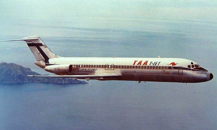 TAA McDonnell Douglas DC-9-31 (VH-TJJ)