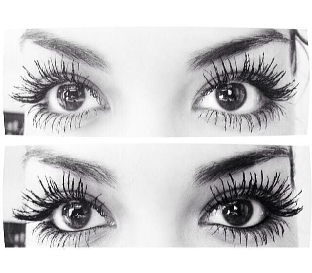how to make eyelashes look longer without mascara
