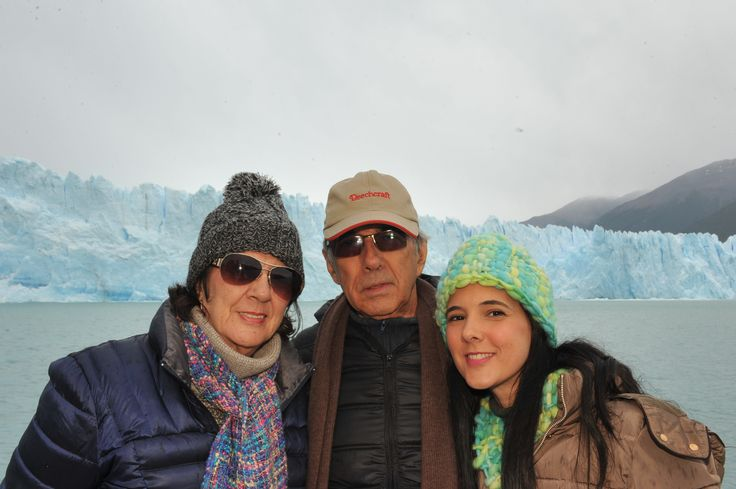 #Gracias Paulina por elegirnos y por compartir fotos de tu #viaje en #familia por #Ushuaia y #Calafate! Saludos y #hastalaproxima! #viajando