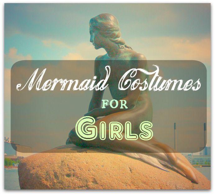 Mermaid Costumes for Girls