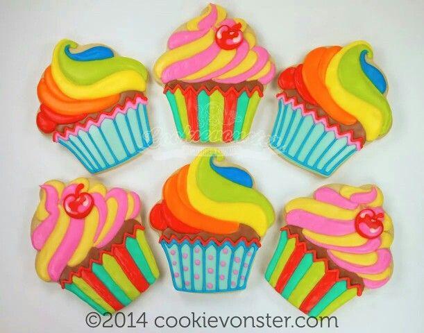 More great cupcake cookies