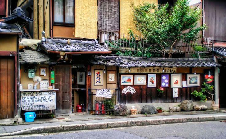 Little Ukiyoe Museum in Kyoto - seems amazing!