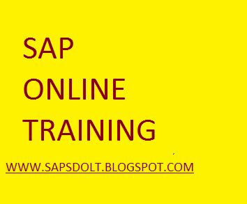 We are providing SAP SD live Online training by our Real time Certified Professionals with 5+ years experience presently working for the MNC. We are conducting live demo at your comfortable time as well as the professional, Interested candidates can enrol for the demo link at  ashoksite143@gmail.com. FREE SAP DEMO TRAINING