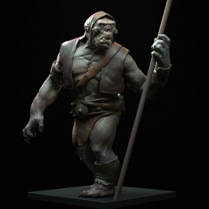 Cmivfx Zbrush Character Concept Design : Best images about orcs on pinterest desolation of