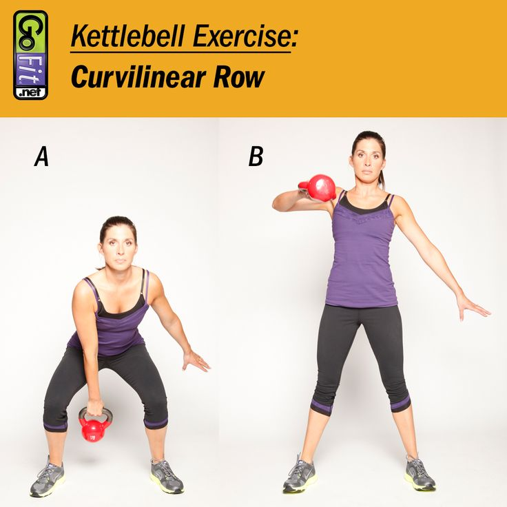New Kettlebell Exercises For Your Workout Routine: 14 Best Images About Kettlebell Exercises & Workouts On