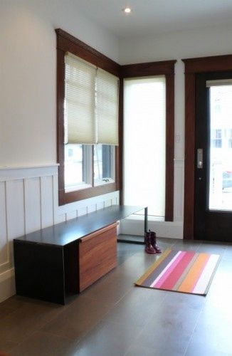 White Board And Batten With Wood Trim   Living Room Part 94