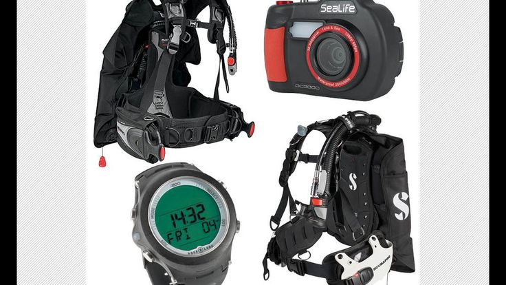 Gear  ScubaLab's guide to new scuba diving gear. Check out the Mares Bolt and Scubapro Hydros Pro BCs  Aqua Lung's i200 dive computer and the Sealife DC2000 camera.  If you like our pins please follow us: #divingtales