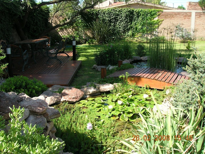 Estanque para tortugas materiales consejos para - Estanque jardin leroy merlin ...