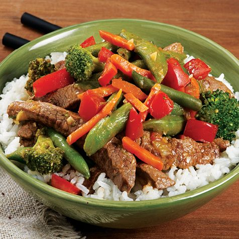 Who needs take-out when you can whip up this kidney-friendly Beef Stir Fry in just minutes at home? Get this recipe and more in Today's Kidney Diet: Restaurant Favorites. Free download!