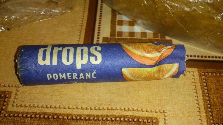 Cukríky drops