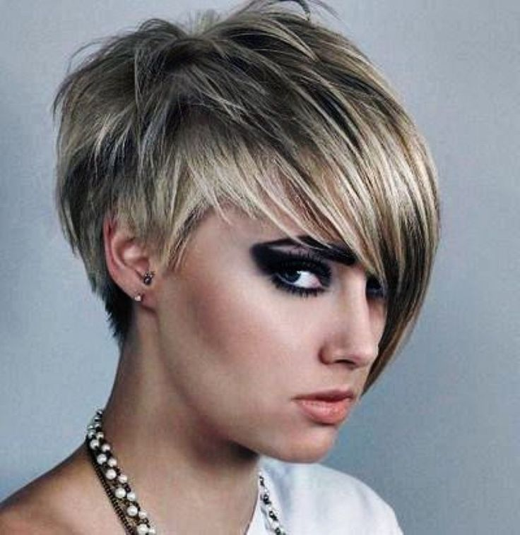 Nice Modern Short Hairstyles Women Hair