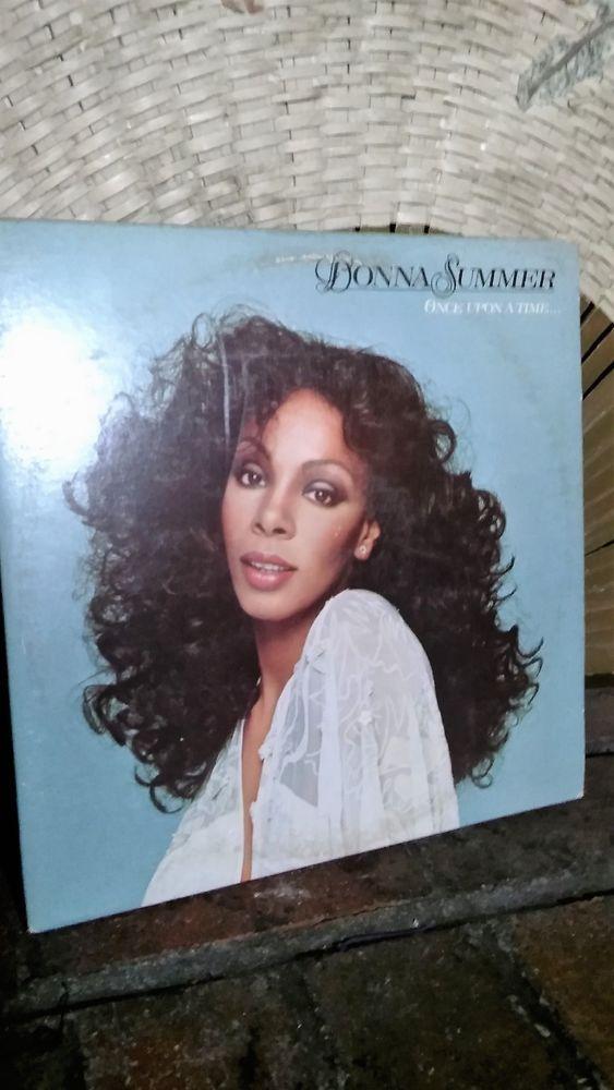 RARE LP - DONNA SUMMER - ONCE UPON A TIME - 2xLP Gatefold 1977 Soul Disco