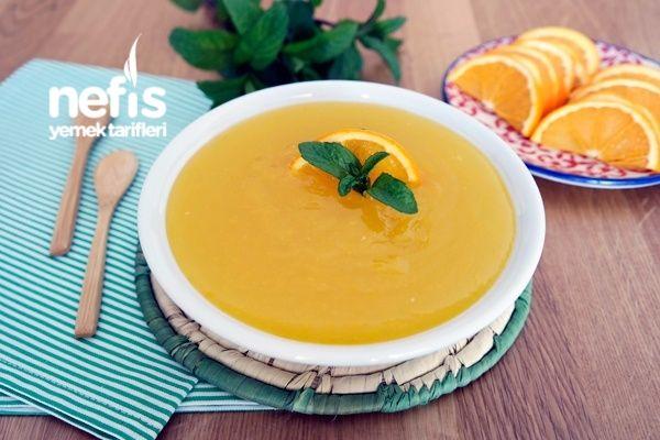 Portakallı Sos Tarifi