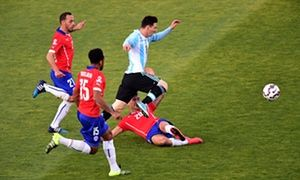 Copa América 2015 final: Chile v Argentina – live! | Football | The Guardian