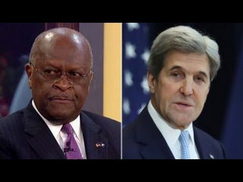 WATCH: Herman Cain slams Kerry for trying to make Israel 'a sitting duck' | World Israel News
