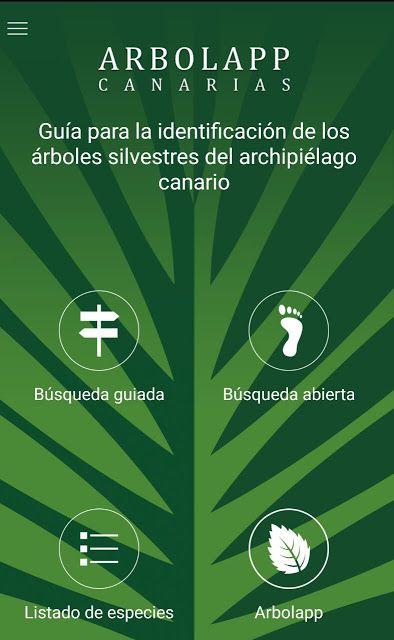 Crea y aprende con Laura: Arbolapp Canarias, una app para conocer los árbole...