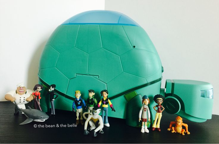 Wild Kratts Toy Review The Bean The Belle Wild