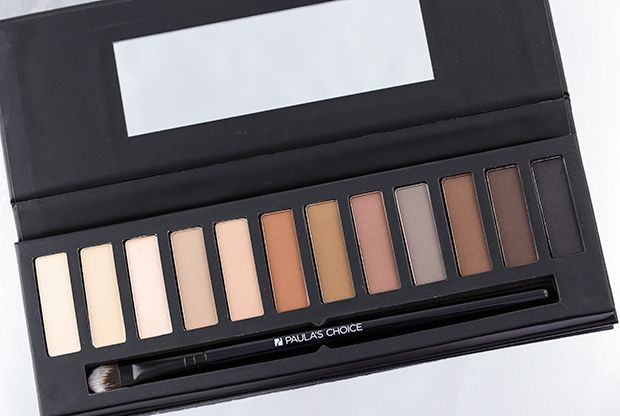 Paula Choice Nude Mattes Eyeshadow Palette