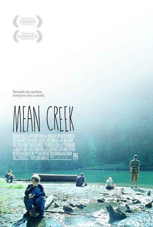 Mean Creek is a 2004 American independent drama film written and directed by Jacob Aaron Estes