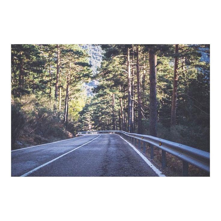 Bajando la montaña _ Going down the mountain imarchi      #road #carretera #roadtrip #trees #tranquility #beautyinnature #frio #sierra #cold #river #mountain #winteriscoming #sierrademadrid #navacerrada #puertodenavacerrada #madrid #igersmadrid #ig_madrid #themadridbible #instamadrid #spain #españa #picoftheday #photooftheday #mothernature   Imarchi photography  Also in Instagram here: http://ift.tt/2j3wJEj photographers on tumblr original photography Spanish photographers imarchi…