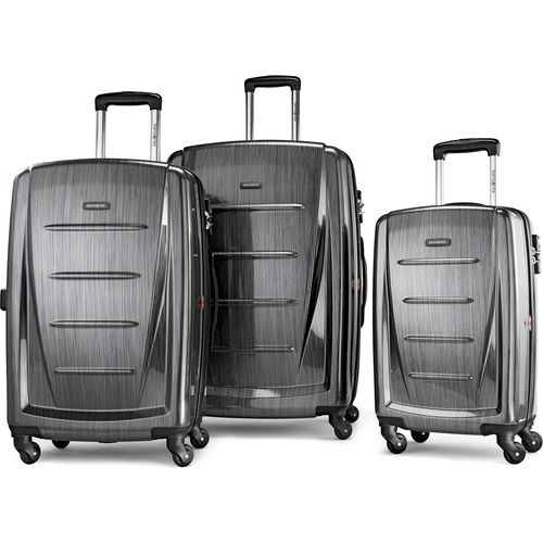 Today Deals 48% OFF Samsonite Luggage Winfield 2 Fashion HS 3 Piece Set | Amazon:   Today Deals 48% OFF Samsonite Luggage Winfield 2 Fashion HS 3 Piece Set | Amazon #TodayDeals #DailyDeals #DealoftheDay - Transport your travel essentials effortlessly and stylishly. This extremely lightweight and durable spinner features 100 percentage polycarbonate construction with sharp molded details. Made to absorb impact by flexing while under stress then popping back to its original shape eliminating…