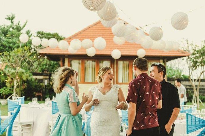 Happy bride =)