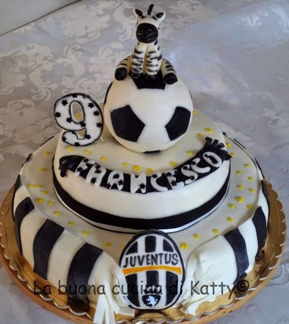 17 Best Images About Torta Juve On Pinterest Logos