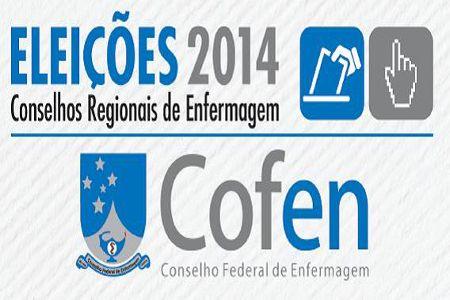 O Cofen lança pela primeira vez votação dos CORENs pela internet.