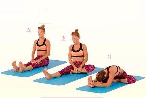 Мышцы, как пластилин, с ними лучше работать только в разогретом состоянии!