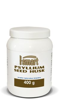 Psyllium Seed Husk - La balle de graines de psyllium (Plantago ovata) est une excellente source non calorique de fibres solubles (huit fois meilleure que le son d'avoine) qui soutient une saine et régulière élimination intestinale et contribue à normaliser les niveaux sanguins de sucre et de cholestérol.