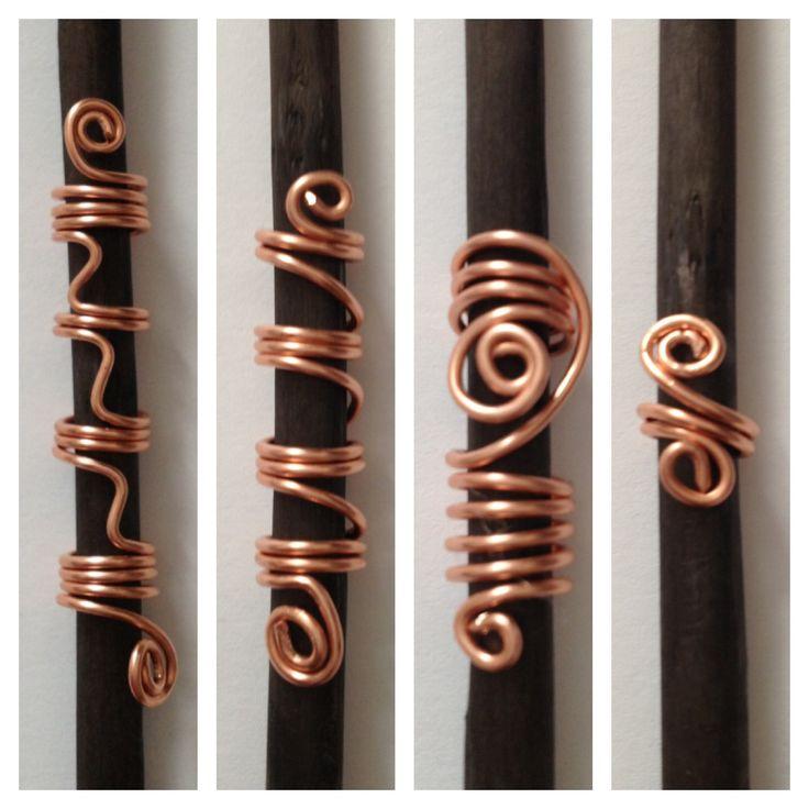 Lockology Loc Rings.  @lockologyforlocs.com  All Natural, All The Time. $4.95 - $8.95