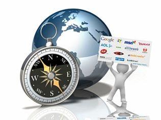 marketing globe icon - Google Search