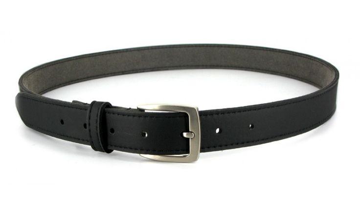 Veganer Gürtel - Vegetarian Shoes Town Belt Black